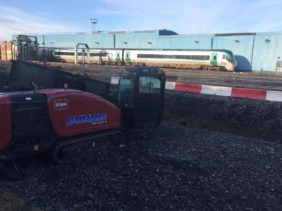 NTCC Building Enabling Works – Heuston Station