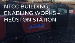 NTCC Building Enabling Works - Heuston Station