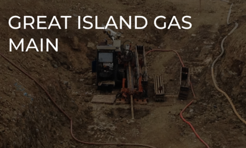 Great Island Gas Main